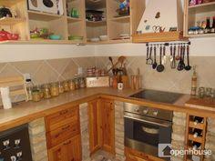 konyha építés ytongból - Google keresés Kitchen Remodel, Kitchen Cabinets, Home And Garden, Building, Inspiration, Garage, Home Decor, Kitchens, Small Kitchens