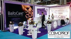 Międzynarodowe Targi Kosmetyczne Cosmoprof 2014, 4-7 Kwiecień 2014r, Bolonia, Włochy.