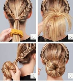 How to do Hairstyless Photos - How to do Hairstyles | Facebook | Easy Hairstyles : http://amzn.to/1ppRbNr dont forget like, pin it and share #easy #hairstyles thanks.