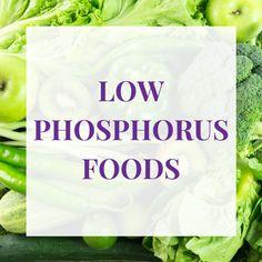 Low Phosphorus Foods Pinterest Board Low Phosphorus Foods, Diet Tips, Diet Recipes, Renal Diet, Kidney Health, Chronic Kidney Disease, Foods To Avoid, Pinterest Board, Home Remedies