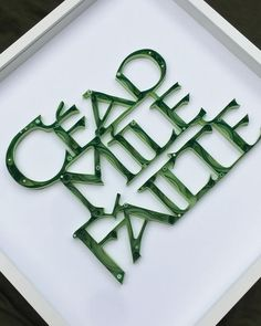 Quilled Sign Cead Mile Failte Irish Paper Art Celtic | Etsy