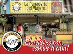 La Panadería del Viajero. @LasPanaderias  www.facebook.com/grupolaspanaderias www.lapanaderia.com.ve www.laspanaderias.blogspot.com #GrupoLasPanaderias