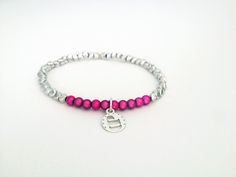 #braclets #elastic #pearls #armbänder #perlen