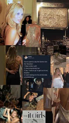 Love Collage, Photo Wall Collage, New York Socialites, Catch Feelings, Old Money, Looking For A Job, Basic Outfits, Rich Girl, White Aesthetic