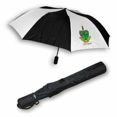 Alpha Sigma Tau Umbrella by GreekGear.com. $25.95. These Alpha Sigma Tau umbrellas comes printed with your Alpha Sigma Tau logo and a line of personalization! A burst of color on those gray days! 8 vibrant shades make this easy open umbrella a must-have. Push-button open with matching handle and sleeve. ARC SIZE: 42?; SPREAD: 36?; CLOSED: 16.5?L