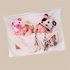 These snuggly blankets are hand made to order here in the UK. Made from thick, soft fleece with a choice of three sizes and three backing colours