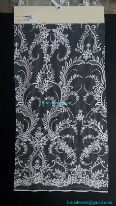 Quality Embroidery Bridal Wedding Lace Fabric Wedding Dresses DIY Lace Fabric Cordedless Lace Fabric for Bridal Gown DIY Promotion SALE