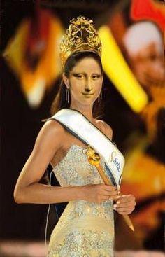 Mona Lisa: Beauty Queen