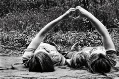 Photo shoot ideas for you and a friend. @Izzy Allison  what we were talking about