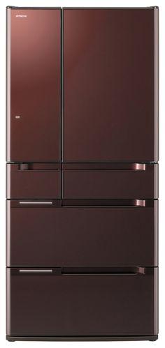 Refrigerator [Hitachi Refrigerator R-M6700D/ R-M6200D/ R-M5700D/ R-G6700D/ R-G6200D/ R-G5700D/ R-G5200D/ R-G4800D]   Complete list of the winners   Good Design Award