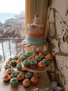 Titti Cake Studio 1st. #communion #Cake & #cupcakes