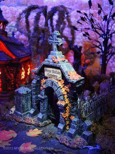 Sleepy Hollow in miniature 2013 .