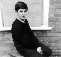 Pictures Of Paul McCartney Taken By His Brother In 1960 At Their Home On