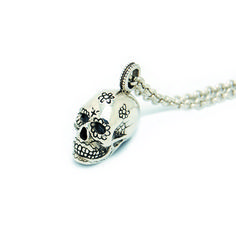 Candy Skull Pendant | The Great Frog London- the pendant I won in a contest on Instagram. I never take it off ❤️