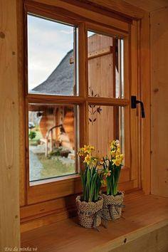 <3 Tree Branches, Art Pieces, Farmhouse, Windows, Modern, Design, Poland, Flowers, Trendy Tree