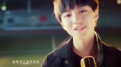New Song coming! You guys can check it on YouTube or Weibo, the Chinese name is 少年说。#WangJunKai #KarryWang #王俊凯 #tfboys王俊凯