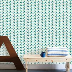 Paige Russell removable wallpaper - The Range