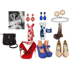 """""""Josephine Baker"""" by crazybossette on Polyvore"""