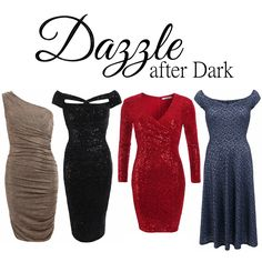 Fall Winter, Autumn, After Dark, Party Wear, Special Occasion, Cocktails, Corner, Glamour, Formal Dresses