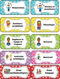 affichages pour la classe Autism Education, Special Education, Educational Activities, Preschool Activities, French Classroom Decor, Classroom Arrangement, Classroom Board, French Education, Ways Of Learning