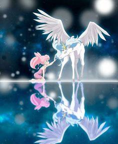4 ^_^ :D ** Chibiusa Pegasus* Sailor Moon Crafts, Sailor Moon Girls, Arte Sailor Moon, Sailor Chibi Moon, Sailor Moon Cosplay, Sailor Pluto, Sailor Mars, Sailor Jupiter, Sailor Moon Crystal