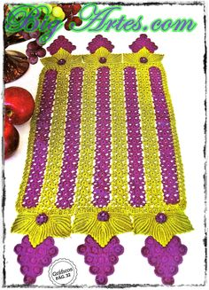 croche uvas - Bing Images