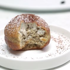 We just transformed your favorite Italian dessert into a donut.