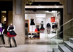 h&m store layout   Technical architecture and services: MC Arquitectura e Ingeniería
