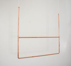 The Copper Wood Hanger is an elegant way to display your most beautiful clothes or whatever else you wish to showcase. The Copper Wood Hangercomes in three parts that are very easy to assemble. Included is a bright white 5 meter long string and two hooks with anchor fittings. The copper version will get some [...]