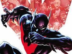 Weird Science DC Comics: Batman Beyond #8 Preview