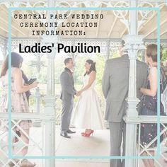 Ladies Pavilion Central Park Information
