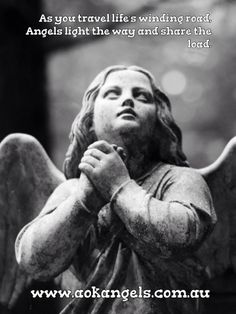 Image discovered by Dorthe. Find images and videos about grey, angel and statue on We Heart It - the app to get lost in what you love. Cemetery Angels, Cemetery Statues, Cemetery Art, Entertaining Angels, I Believe In Angels, Ange Demon, Angels Among Us, Mystique, Make Photo