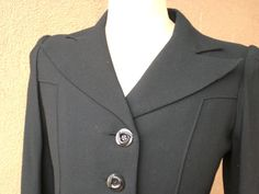 Jacket, collar, suit