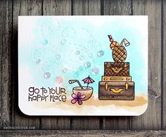 Sugar Rush stamps and diesStitched Flourishes 2 dies(Get Outta Town)Green Acres stamps and dies(Gently Seasoned Two)The ...