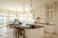 Kitchen-Island-Ideas-With-Seating : Kitchen Island Ideas for large ...