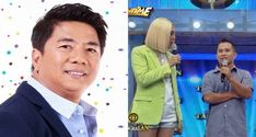 """""""Wowowin"""" host Willie Revillame fulfilled his promise to """"It's Showtime's"""" """"Tawag ng Tanghalan"""" contestant Clyde Borlongan. Willie Revillame, Vice Ganda, Youtube Live, Good Vibes, Singer, Shit Happens, Words, Celebrities, Celebs"""