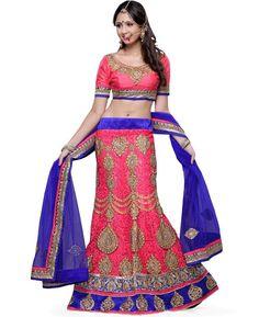 https://www.a1designerwear.com/well-formed-pink-lehenga-choli-2