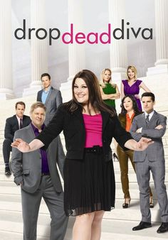 1000 images about drop dead diva on pinterest brooke - Drop dead diva ita streaming ...