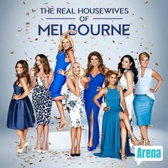 'The Real Housewives Of Melbourne' Returns To Arena For Season 3 On February 21 — Watch The Official Trailer, Cast Bios & Photos HERE!