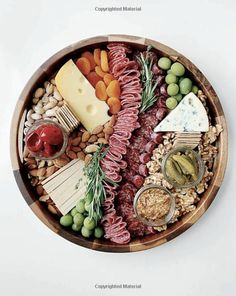 Charcuterie Recipes, Charcuterie And Cheese Board, Charcuterie Platter, Cheese Boards, Cheese Board Display, Charcuterie Display, Snack Platter, Food Platters, Cheese Platters