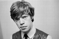 Fresh-faced star: Mick Jagger in 1964