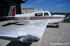 1988 Mooney M20J (201) => http://www.airplanemart.com/aircraft-for-sale/Single-Engine-Piston/1988-Mooney-M20J-201/9257/