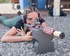 Shooting Rest, Cool Guns, Assault Rifle, N Girls, Legs Day, Emergency Preparedness, Survival Gear, Hand Guns, Firearms