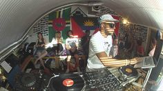 Not Jazz, but Jazzy enough for me!!!  R.L. : }  Nightmares On Wax Boiler Room DJ Set