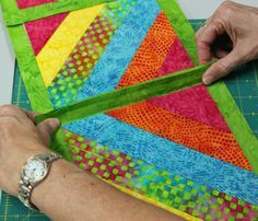 Quilters Corner: Want to Make a Fabulous, Quick Quilt? Use the Batting Buddy Templates to Quilt As You Go