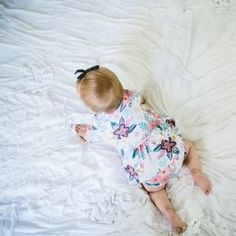 Floral baby clothes that are so darn cute! These baby girl floral tops and bottoms are trendy and comfy. Baby shower gift ideas for girls, or unique floral baby shower ideas or gifts. This soft material is handmade for the new addition in your life to be