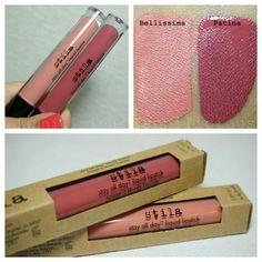 Stila Stay All Day Liquid Lipstick  (Bellissima & Patina )
