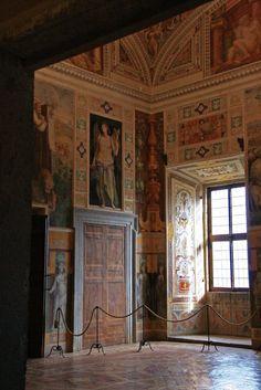 Palazzo Farnese di Caprarola.  Foto di Lazio eventi.