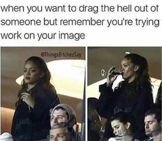 The signs as Rihanna memes. All original meme makers that I can find are tagged (: sorry for the bad cropping Funny Relatable Memes, Funny Posts, Funny Quotes, Humorous Sayings, Freaky Quotes, Sarcasm Quotes, Bitch Quotes, Funny Tweets, Attitude Quotes