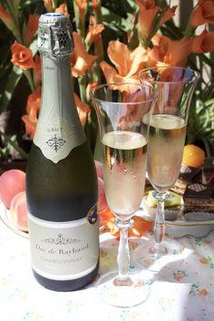 Sparkling white wine od Provence Duc de Raybaud Chardonnay, Vins Breban, Provence, France Provence France, Sparkling Wine, White Wine, Wines, Delicate, Sparkle, Bottle, Floral, Wedding